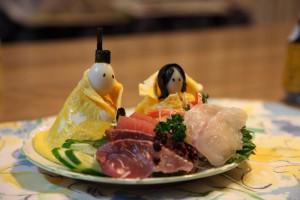 ひなまつり ちらし寿司-1