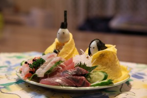 ひなまつり ちらし寿司-2